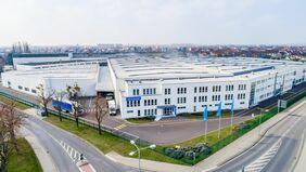 Unternehmenssitz der thyssenkrupp Presta Schönebeck © thyssenkrupp Presta