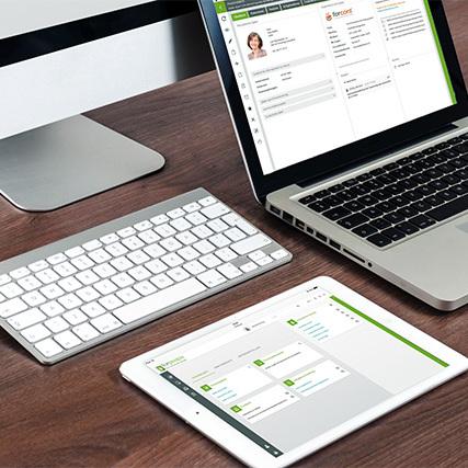 Digitale Personalakte im Einsatz forcont business technology gmbh
