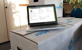 Firmenumzug mit digitalen Akten
