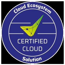 Certified Cloud Siegel für forcont