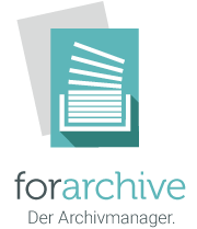 Zum elektronischen Archivsystem forarchive | Der Archivmanager forcont business technology gmbh