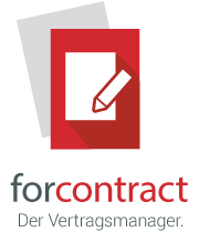 Zum digitalen Vertragsmanagement forcontract | Der Vertragsmanager forcont business technology gmbh