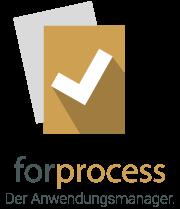 Zur ECM-Anwendung forprocess | Der Anwendungsmanager