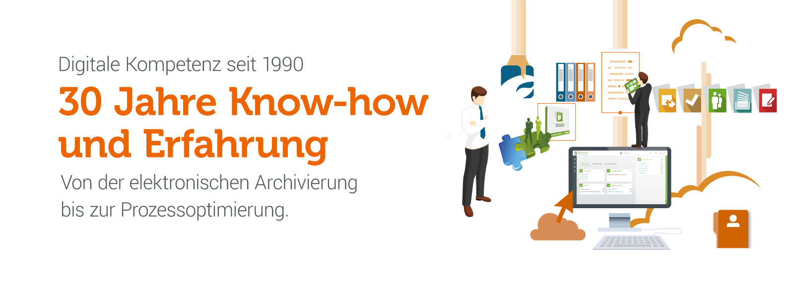 forcont - 30 Jahre Know-how